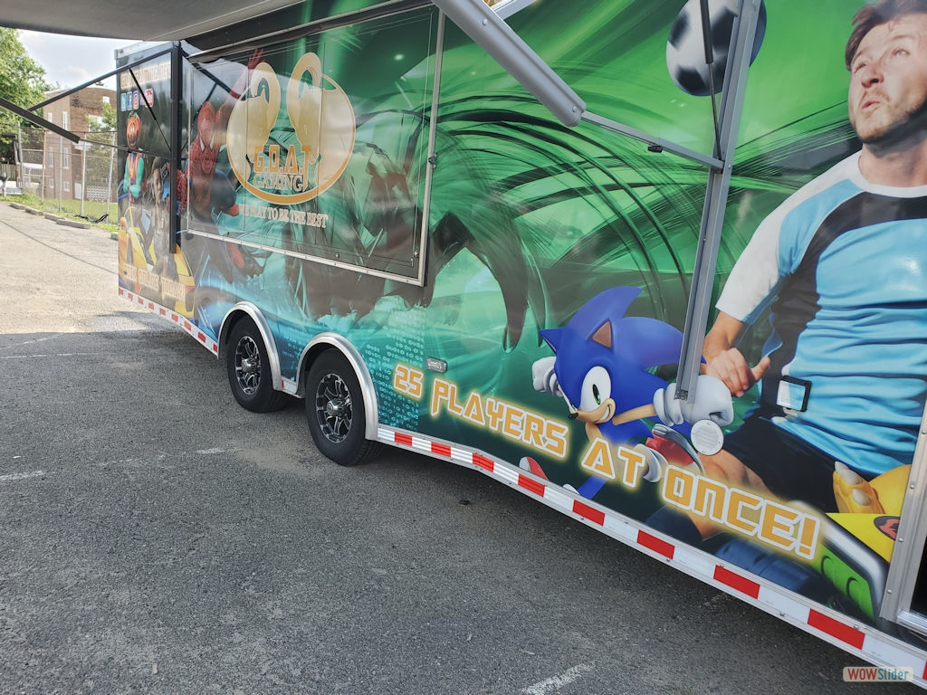 Our Mobile Game Theatre